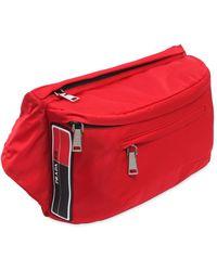 Prada - All Designer Products - Maxi Nylon Belt Pack - Lyst