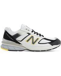 """New Balance Sneakers """"990 V5"""" - Grau"""