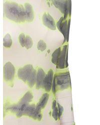 Sportmax Tempra Knit Tie Dye Bodysuit - Multicolor