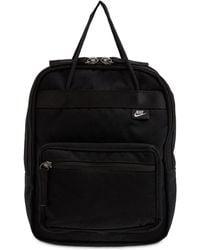 Nike Рюкзак Tanjun Mini - Черный