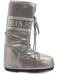 Moon Boot Icon Glance S - Metallic