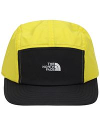 The North Face Sstreet Five Panel Ball キャップ - イエロー