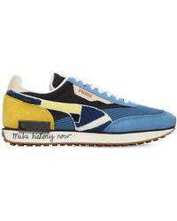 "PUMA Sneakers ""future Rider X Black Fives"" - Blau"