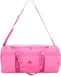 adidas Originals Medium Tech Duffle Bag - Pink