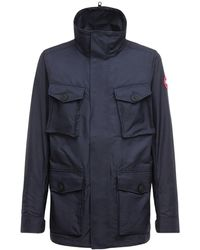 Canada Goose Куртка Stanhope - Синий