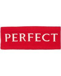 Perfect Moment - Pm ウールヘッドバンド - Lyst