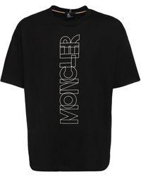 3 MONCLER GRENOBLE - コットンジャージーtシャツ - Lyst