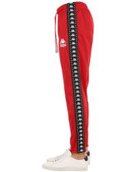 Kappa - Authentic Anac Joggers - Lyst