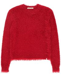 1017 ALYX 9SM Sweater Aus Strick - Rot