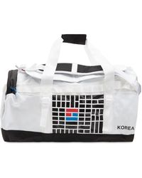 The North Face Bolso Duffle Base Camp - Blanco