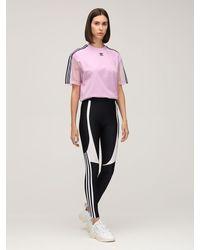 adidas Originals 3 Stripes Tight Leggings - Black