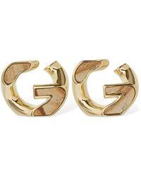 Givenchy - G Chain スタッドピアス - Lyst