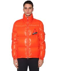 "Moncler Daunenjacke ""wilson"" - Orange"