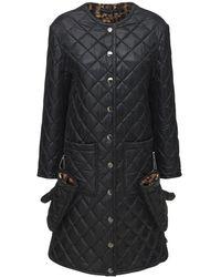 Dolce & Gabbana Пальто Из Нейлона - Черный