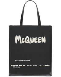 Alexander McQueen - Сумка City Tote - Lyst