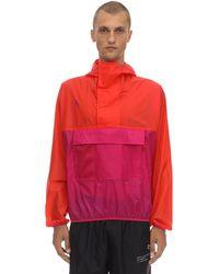 Nike ACG -Anorak mit Kapuze - Rot