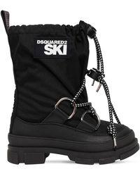 DSquared² - Зимние Ботинки 30mm С Логотипом - Lyst