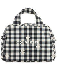 Courreges トップハンドルバッグ - マルチカラー