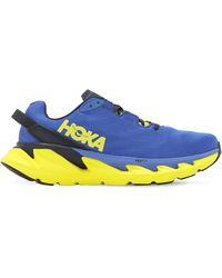 """Hoka One One Sneakers """"elevon 2"""" - Bleu"""