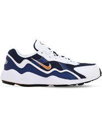 Nike 'Air Zoom Alpha' Sneakers - Blau