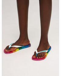 """Havaianas Sandalias Flip Flop """"top Pride"""" - Multicolor"""