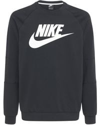 Nike Modern Essentials Logo Sweatshirt - Black