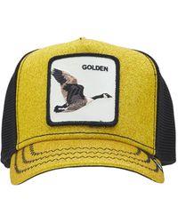 Goorin Bros Gorra Golden Egg Con Glitter Y Parche - Metálico
