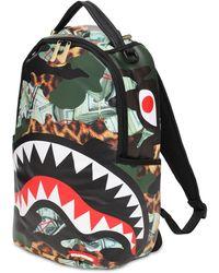 Sprayground Рюкзак С Принтом Hero Shark - Многоцветный