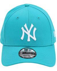 KTZ - Nyパッチコットン野球帽 - Lyst