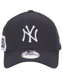KTZ Кепка New York Yankees 9forty - Синий