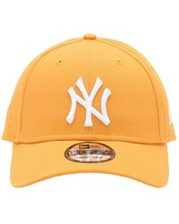 "KTZ Casquette ""league Essential 9forty Ny Yankees"" - Jaune"