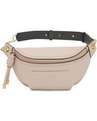 Givenchy Small Whip Smooth Leather Belt Bag - Pink