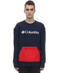 Columbia - Fremont コットンブレンドスウェットシャツ - Lyst