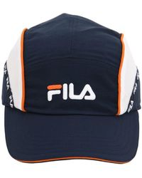 a8a01702679 Lyst - Fila Humphrey Baseball Cap In White in White for Men
