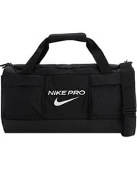 "Nike Borsa Medio "" Pro Vapor Power"" - Nero"