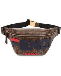 Fendi - Logo Belt Pack - Lyst
