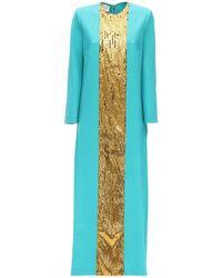 Gucci ジャージードレス - ブルー