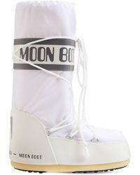 Moon Boot Icon Nylon S - White