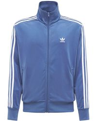 "adidas Originals Trainingsjacke ""primeblue Firebird"" - Blau"