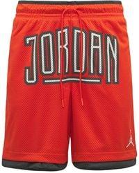 Nike Short Jordan Sport Dna - Rouge