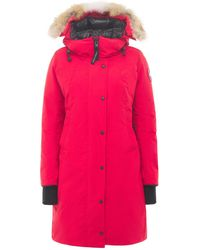 Canada Goose - Sherbrooke ダウンパーカ - Lyst