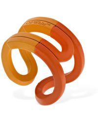 Off-White c/o Virgil Abloh Büroklammerring - Orange
