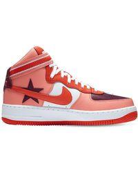 Nike - Riccardo Tisci Air Force 1 Hi Sneakers - Lyst