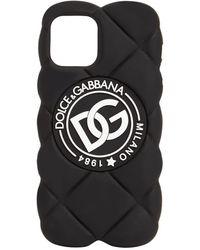 Dolce & Gabbana - Dg キルテッド Iphone 12 Pro ケース - Lyst