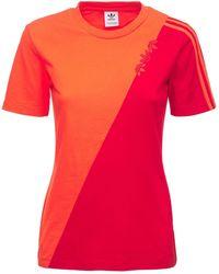 adidas Originals Reguläres T-shirt - Rot