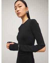 Givenchy Bracelet Chaîne Xs À Maillons G - Métallisé