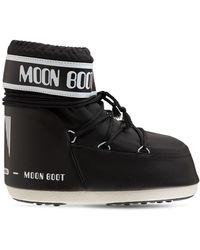 "Moon Boot Stiefel ""icon s"" - Schwarz"