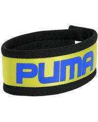 PUMA - Logo Printed Choker - Lyst