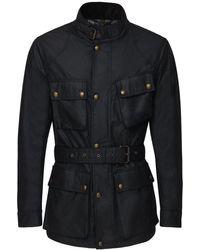 Belstaff Куртка Из Хлопка - Черный