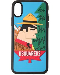 DSquared² Iphone X-cover - Mehrfarbig